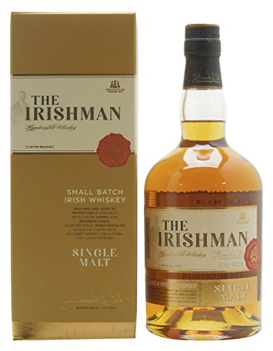 The Irishman Single Malt Whisky - 700 ml