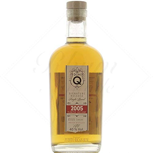 Ron - Don Q Signature Single Barrel 2005 70 cl