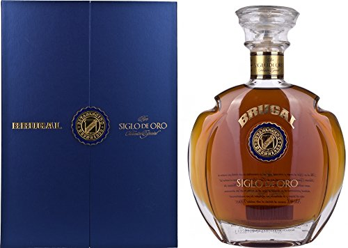 Brugal Siglo de Oro Ron Dominicano, 40% - 700 ml